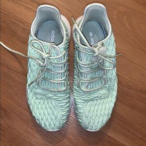 Adidas sneakers women's mint green